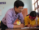 Giáo sư Nhật Bản nhen yêu thương cho trẻ khuyết tật vùng quê nghèo Bình Định