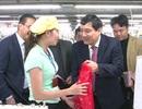 Lãnh đạo tỉnh Nghệ An thăm, chúc Tết cho công nhân và người nghèo