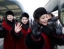 Vẻ đẹp hút hồn của đoàn nghệ thuật Triều Tiên tới Hàn Quốc