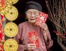 Ấm áp bộ ảnh Tết của cụ bà 100 tuổi ở Thái Nguyên