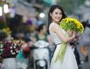 Dạo chợ hoa Tết cùng cô gái xinh đẹp xứ Thanh