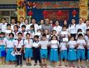 Báo Dân trí trao quà tết đến học sinh nghèo tại Cần Thơ