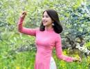 Xuân về đẹp tuyệt giữa rừng hoa mận trắng Mộc Châu