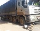 Người đàn ông tử vong sau khi bị xe tải kéo lê 30 mét