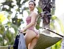 Katharine McPhee đẹp nuột nà tại Hawaii