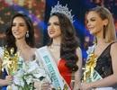 Sao Việt chúc mừng chiến thắng của Hương Giang tại Hoa hậu chuyển giới Quốc tế