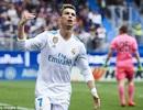 C.Ronaldo lập cú đúp, Real Madrid giành 3 điểm nghẹt thở