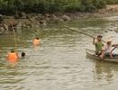 Tìm thấy thi thể 2 trong số 3 học sinh mất tích khi tắm ở sông Ba