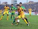 Tân binh V-League Nam Định có điểm, HLV Nguyễn Văn Sỹ hài lòng