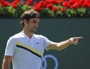 Indian Wells 2018: Federer mất 59 phút để giành vé vào tứ kết