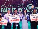 Văn Toàn giành giải fair-play 2017