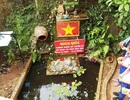 Học sinh tiểu học miền núi tưởng niệm các liệt sĩ hy sinh tại đảo Gạc Ma