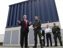 Ông Trump thị sát tường biên giới gây tranh cãi với Mexico