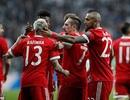 Thắng 8-1 sau hai lượt, Bayern Munich hiên ngang vào tứ kết