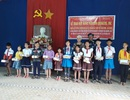 Trao 100 suất học bổng đến học sinh nghèo Quảng Ngãi