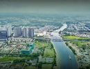 Đất nền Nam Sài Gòn hút nhà đầu tư nhờ quy hoạch TP.HCM mở rộng