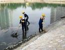 """""""Hồ tại các đô thị trở thành nơi chứa nước thải"""""""
