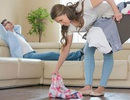 Ông bố cầu cứu vì vợ mê việc nhà, quên chồng quên con