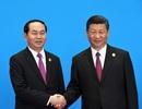 Lãnh đạo Việt Nam chúc mừng ông Tập Cận Bình tái đắc cử Chủ tịch Trung Quốc
