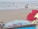 Một ngư dân bị lưới cuốn xuống biển tử vong