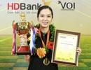 Rạng ngời trí tuệ và nhan sắc tại đấu trường Cờ vua Quốc tế HDBank
