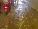 Hầm chui trăm tỷ ở Đà Nẵng bất ngờ ngập nặng