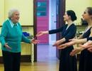 Cụ bà 97 tuổi vẫn miệt mài dạy múa ba lê