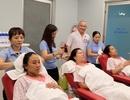 """Gội đầu, massage miễn phí trước cuộc """"vượt cạn"""" cho thai phụ"""
