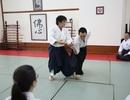 Võ sư 6 đẳng Aikido Hiroyuki Namba biểu diễn tuyệt kỹ tại Hà Nội
