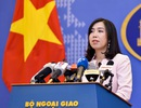 """Việt Nam bác bỏ việc Trung Quốc áp dụng """"quy chế nghỉ đánh bắt"""" trên biển"""