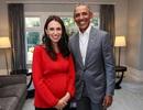 Ông Obama chia sẻ kinh nghiệm dạy con với nữ nguyên thủ trẻ nhất thế giới