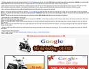 """Người dùng Việt """"lao đao""""vì nạn giả mạo Google báo trúng thưởng giá trị """"khủng"""""""