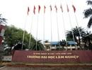 Trường ĐH Lâm Nghiệp công bố đề án tuyển sinh 2018