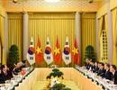 """Sớm thông qua """"Tuyên bố Tầm nhìn chung về hợp tác quốc phòng"""" Việt - Hàn"""