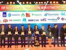 SASCO đạt top 50 doanh nghiệp Việt có thương hiệu nhà tuyển dụng hấp dẫn 2017
