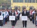 Lần đầu tiên có thí sinh quốc tế tham gia cuộc thi Toán học Hà Nội mở rộng