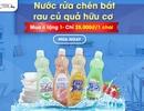 Bộ đôi nước giặt Hàn Quốc và nước rửa bát Nhật Bản giúp việc nhà trở nên dễ dàng