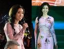 Hoa hậu Đỗ Mỹ Linh nổi bật khi ngồi ghế giám khảo Duyên dáng Áo dài 2018
