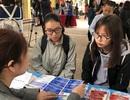 Hàng nghìn học sinh tham dự ngày hội tuyển sinh tại trường ĐH Hà Nội