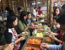 Ngày hội ẩm thực Việt - Nhật thu hút khách tham quan