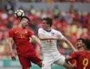 Lần thứ hai thảm bại ở cúp tứ hùng, Trung Quốc chấp nhận xếp cuối