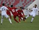 Đội tuyển Việt Nam xuất sắc cầm hòa Jordan trên sân khách