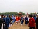 Hàng ngàn người tưng bừng trẩy hội Bà Thu Bồn