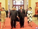 Bản tin chi tiết hiếm hoi của Triều Tiên về chuyến thăm Trung Quốc của ông Kim Jong-un