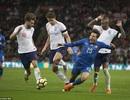 """Anh 1-1 Italia: """"Tam sư"""" rơi chiến thắng bởi quả phạt đền oan"""
