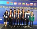Nghệ An đoạt ngôi vị Á quân tại kỳ thi Olympic Toán học bằng Tiếng Anh ở khối THPT