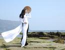 Hoa Hậu Trần Huyền Nhung ghi hình tại Hàn Quốc để chuẩn bị cho cuộc thi Nữ Hoàng