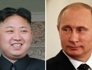 Điện Kremlin lên tiếng về khả năng hội đàm giữa ông Putin và Kim Jong-un