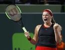 """Miami Open: """"Thần đồng"""" Ostapenko tranh cúp vô địch với Stephens"""