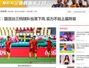 Báo Trung Quốc sợ đội nhà không thắng nổi tuyển Việt Nam